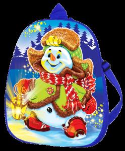 Рюкзак Снеговик